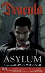 Book Cover of Dracula : Asylum