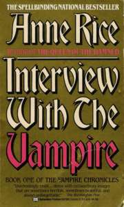Book Cover of Interview with the Vampire