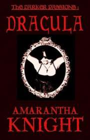Book Cover of The Darker Passions: Dracula