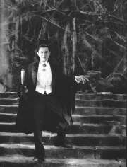 Bela Lugosi as Dracula Picture