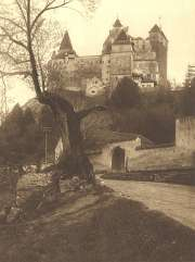 Bran Castle French Album 1929
