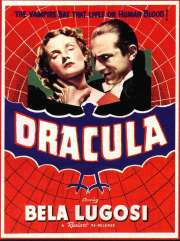 Dracula 1931  Movie Poster Picture