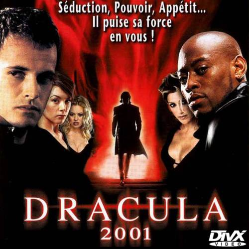 Dracula 2001 Movie Poster