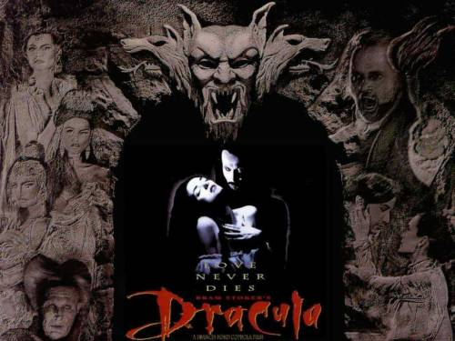Dracula 1992 Movie Poster