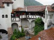 Dracula Castle Balconies Picture