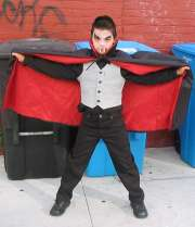 Halloween and  Dracula Picture
