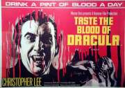 Taste the Blood of Dracula - Movie Poster