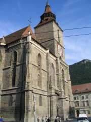 The Black Church - Brasov, Romania