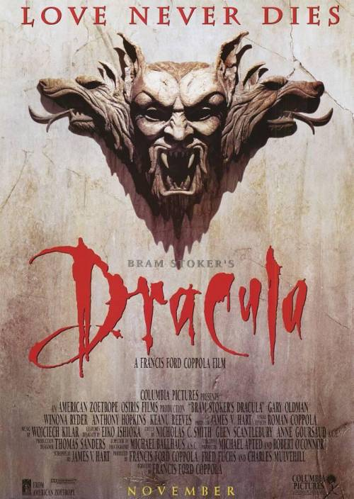 Movie Poster of Dracula